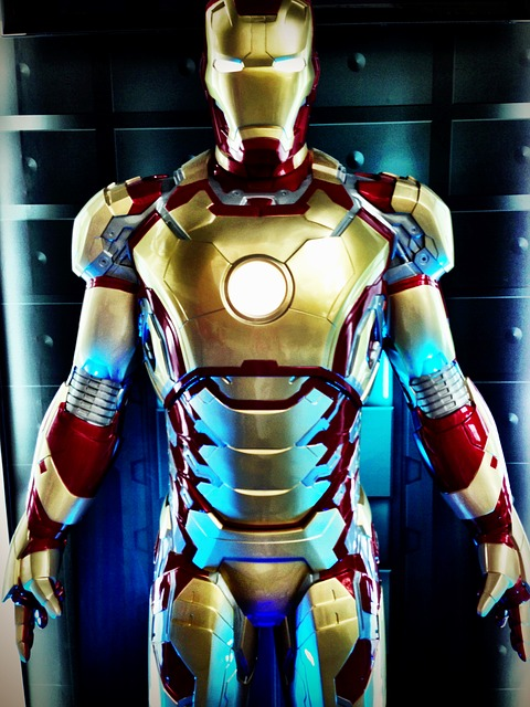 emilia clarke iron man