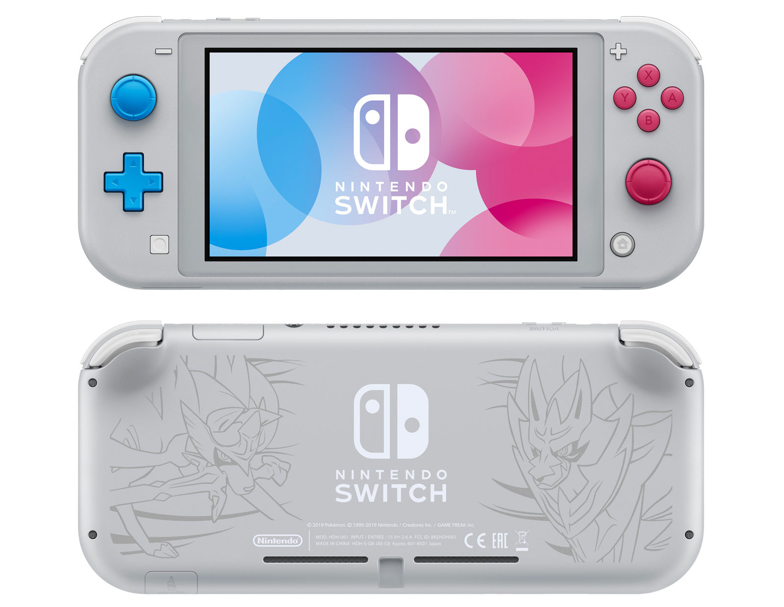 console portable Nintendo Switch Lite