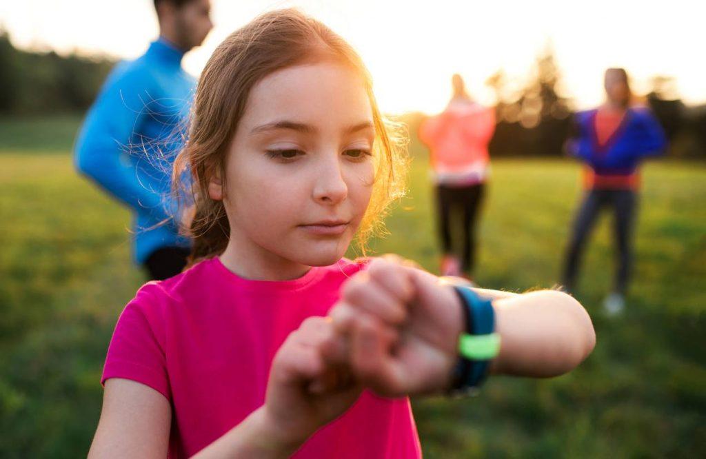 bracelet connecté enfant